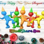 New Year Funny Shayari